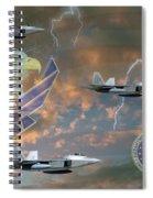 Mission First  Spiral Notebook
