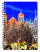 Mission In Silver City Nm Spiral Notebook