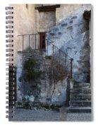 Mission San Carlos Borromeo De Carmelo 4 Spiral Notebook