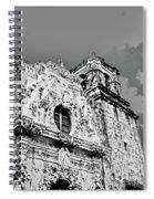 Mission San Jose San Antonio Tx Spiral Notebook