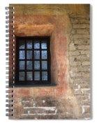 Mission San Juan Capistrano 10 Spiral Notebook