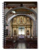 Mission San Luis Rey Spiral Notebook