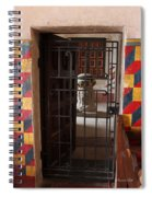 Mission San Xavier Del Bac - Inner Sanctuary Spiral Notebook