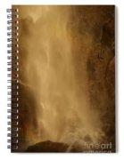 Mist Spiral Notebook