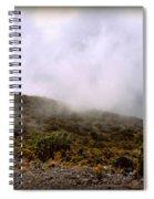 Misty Hills Spiral Notebook