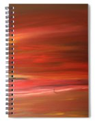 Mitchell Beach Lost Spiral Notebook