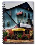 Mixology 0001 Spiral Notebook