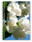Mock Orange 4 Spiral Notebook