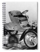 Model A Ford, 1903 Spiral Notebook