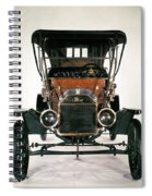 Model T Ford, 1910 Spiral Notebook