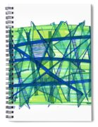 Modern Drawing Ninety-nine Spiral Notebook