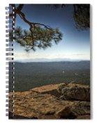 Mogollon Rim Spiral Notebook