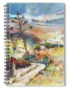 Mojacar In Spain 02 Spiral Notebook