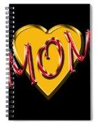 Mom 2 Spiral Notebook
