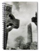 Monasterboice, Co Louth, Ireland, High Spiral Notebook