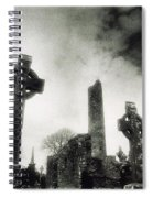Monasterboice, Co Louth, Ireland Spiral Notebook