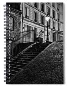 Montmartre After Dark Spiral Notebook