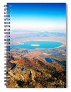 Mono Lake - Planet Earth Spiral Notebook