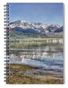 Mono Lake Sierra Spiral Notebook