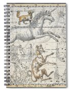Monoceros Spiral Notebook