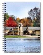 Monroe Falls Park Spiral Notebook