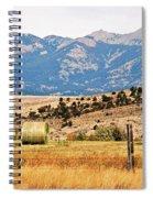 Montana Farm9404 Spiral Notebook