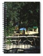 Monte Carlo Playground Spiral Notebook