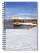 Monte Tamaro - Alpe Foppa - Ticino - Switzerland Spiral Notebook