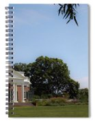 Monticello Grounds Spiral Notebook
