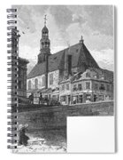 Montreal: Bonsecours Spiral Notebook