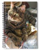 Monty Spiral Notebook