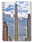 Monument Spiral Notebook
