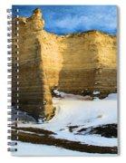 Monument Rocks Castle Spiral Notebook