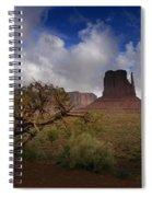 Monument Valley Vista Spiral Notebook