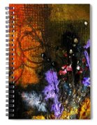 Mood Altering Experiences I Spiral Notebook