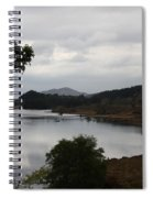 Moody Lake - Ring Of Kerry - Ireland Spiral Notebook