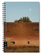 Moon Barn IIi Spiral Notebook