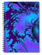 Moons Of Antiquity Spiral Notebook