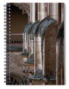 Moorish Flourish Spiral Notebook