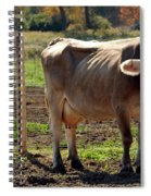 Moos Spiral Notebook