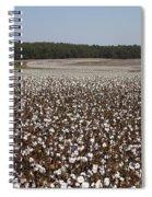 Morgan County Cotton Crop Spiral Notebook