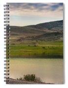Morning Grazing Spiral Notebook