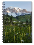 Morning Meadow Spiral Notebook