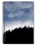Morning Sky Spiral Notebook