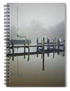 Morning Stillness Spiral Notebook