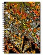 Moroccan Roll Spiral Notebook