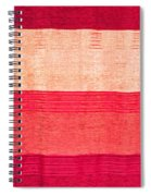 Moroccan Textile Spiral Notebook