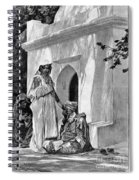 Morocco: Fortune Teller Spiral Notebook