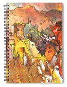 Morocco Impression 01 Spiral Notebook