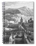 Morocco: Tetouan Spiral Notebook